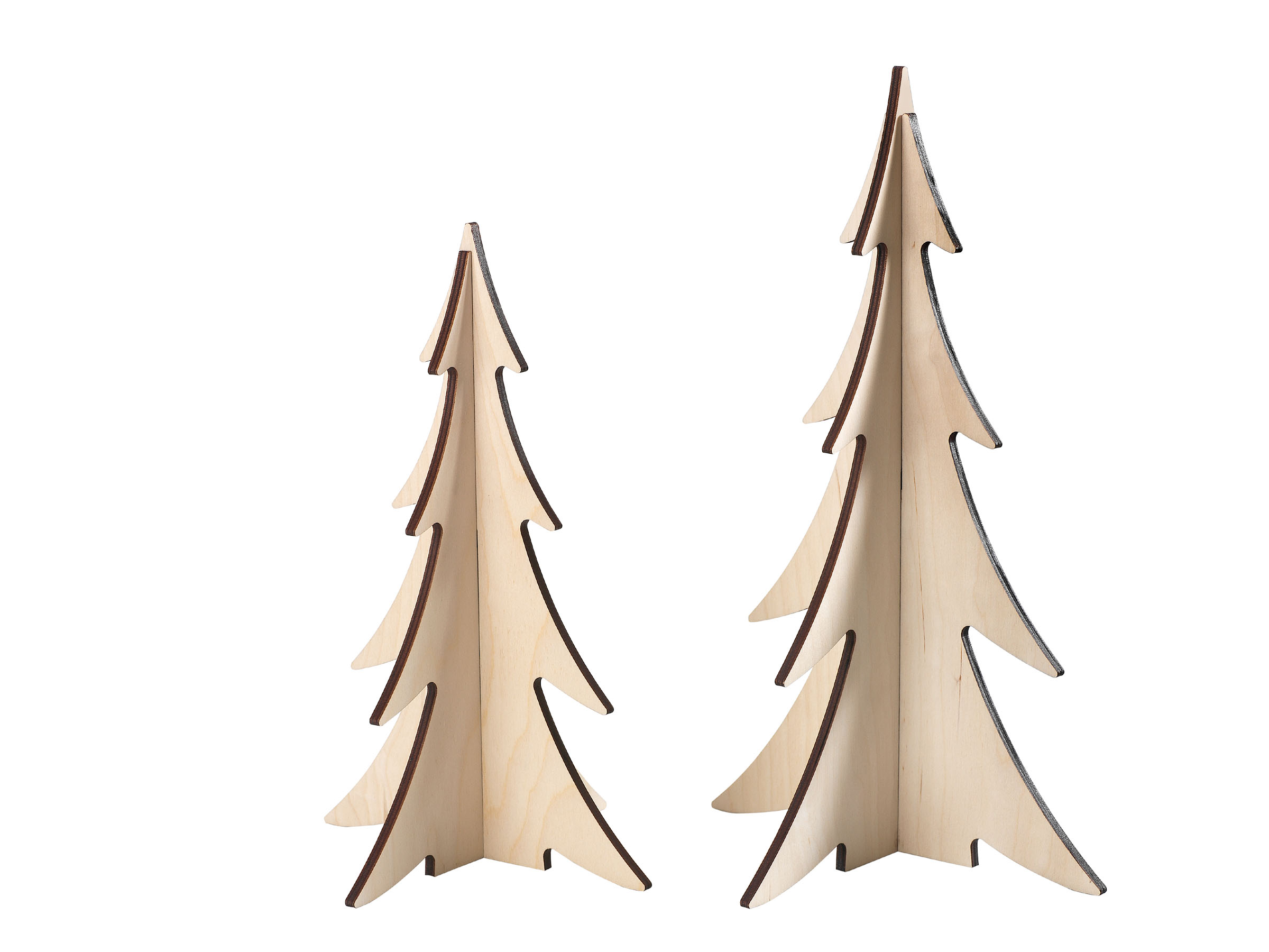 weihnachtsbaum holz natur set x mas 2017 new deko. Black Bedroom Furniture Sets. Home Design Ideas